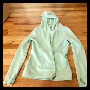 Fox racing zip up hoodie
